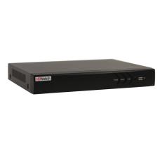 Гибридный видеорегистратор 8-и канальный HiWatch DS-H308QA