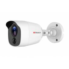 TVI видеокамера 2 Mpx HiWatch DS-T210(B)