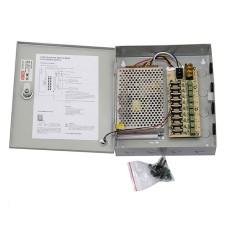Блок питания BOX 12V/10А/120W/9CH