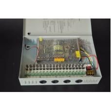 Блок питания BOX 12V/30А/360W/18CH
