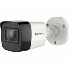 TVI видеокамера 5 Mpx HiWatch DS-T520 (С)