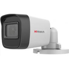 TVI видеокамера 5 Mpx HiWatch DS-T500 (С)